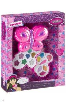 Купить Набор детской декоративной косметики Косметичка-бабочка (ВВ2274), BONDIBON, Все для грима