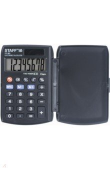 Калькулятор карманный (8 разрядов) (STF-883 (250196)