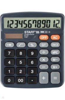 Калькулятор настольный (12 разрядов) (DC-111S (250428)