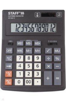 Калькулятор настольный (12 разрядов) (STF-333 (250415))