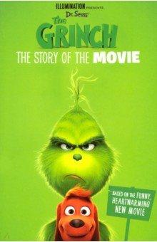 Купить The Grinch. The Story of the Movie, Harpercollins, Художественная литература для детей на англ.яз.