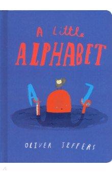 Купить A Little Alphabet, Harpercollins, Первые книги малыша на английском языке