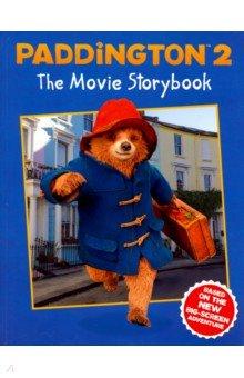 Купить Paddington 2: The Movie Storybook, Harpercollins, Художественная литература для детей на англ.яз.