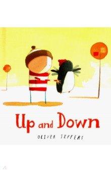 Купить Up and Down (board bk), Harpercollins, Художественная литература для детей на англ.яз.