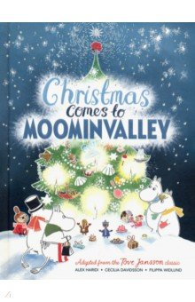 Купить Christmas Comes to Moominvalley, Macmillan, Художественная литература для детей на англ.яз.