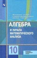 Алгебра и начала математического анализа. 10 класс. Базовый и углублённый уровни. ФП