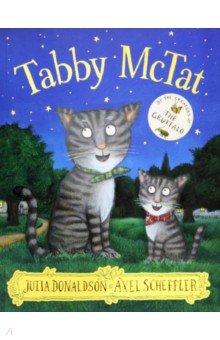 Купить Tabby McTat, Scholastic UK, Художественная литература для детей на англ.яз.