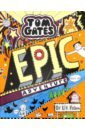 Pichon Liz Tom Gates: Epic Adventure (kind of) gates sterling sgl death and the family