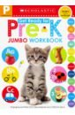 Jumbo Workbook: Get Ready for Pre-K i m ready for phonics workbook 1