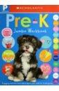 Jumbo Workbook. Pre-K