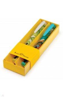 """Набор шариковых ручек """"FreshWrite. Настроение. Ромбы"""" (0,7 мм, 2 штуки, синяя) (20-0214/1820)"""