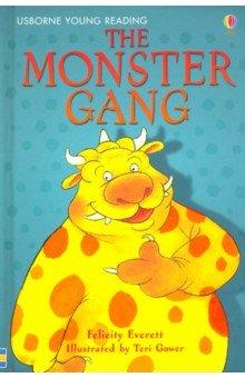 Купить The Monster Gang, Usborne, Художественная литература для детей на англ.яз.