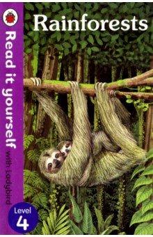 Купить Rainforests, Ladybird, Художественная литература для детей на англ.яз.