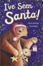 Bedford David I've Seen Santa (board book) bedford david i ve seen santa board book