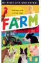 Otter-Barry Isabel Ross My First Lift and Reveal: Farm lift the flap times tables