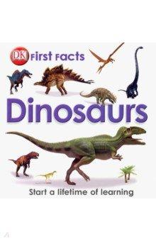 Купить Dinosaurs, Dorling Kindersley, Первые книги малыша на английском языке