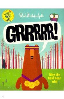 Купить Grrrrr!, Harper Collins UK, Художественная литература для детей на англ.яз.