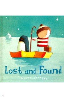 Купить Lost and Found (board bk), Harper Collins UK, Художественная литература для детей на англ.яз.