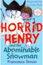 Simon Francesca Horrid Henry and Abominable Snowman