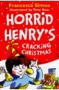 Simon Francesca Horrid Henrys Cracking Christmas