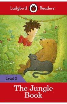 Купить The Jungle Book (PB) +downloadable audio, Ladybird, Художественная литература для детей на англ.яз.