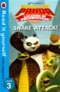 Kung Fu Panda: Snake Attack! джон ллойд news quiz read all about it