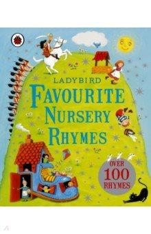 Купить Ladybird Favourite Nursery Rhymes, Художественная литература для детей на англ.яз.