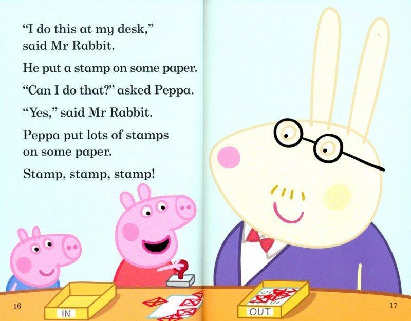 иллюстрация 1 из 1 для Peppa Pig Daddy Pig S Office Pb