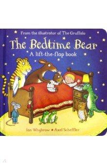 Купить The Bedtime Bear (board book), Mac Children Books, Первые книги малыша на английском языке
