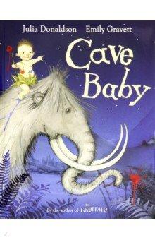Cave Baby (PB), Mac Children Books, Первые книги малыша на английском языке  - купить со скидкой