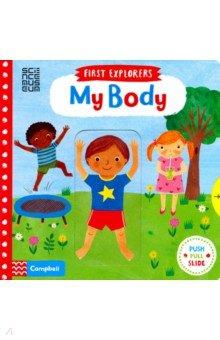 Купить My Body (board book), Mac Children Books, Первые книги малыша на английском языке