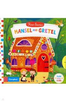 Купить Hansel and Gretel (board book), Mac Children Books, Первые книги малыша на английском языке