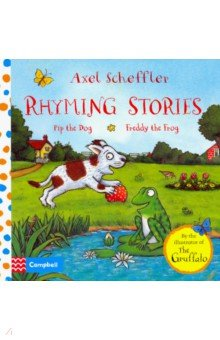 Купить Pip the Dog & Freddy the Frog, Mac Children Books, Художественная литература для детей на англ.яз.