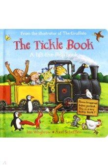 Купить The Tickle Book (board book), Mac Children Books, Первые книги малыша на английском языке
