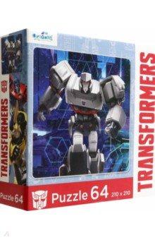 Купить Transformers. Пазл-64 Мегатрон (04835), Оригами, Пазлы (54-90 элементов)