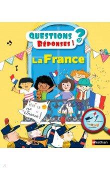 Купить La France, Nathan, Литература на французском языке для детей