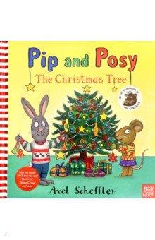 Купить Pip and Posy: The Christmas Tree, Nosy Crow, Художественная литература для детей на англ.яз.