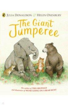 Купить The Giant Jumperee, Puffin, Художественная литература для детей на англ.яз.