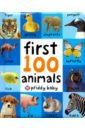 Priddy Roger First 100 Soft to Touch Animals (board book) the little book of the amazing spider man