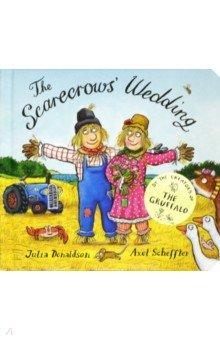 Купить The Scarecrows' Wedding (board book), Scholastic UK, Художественная литература для детей на англ.яз.