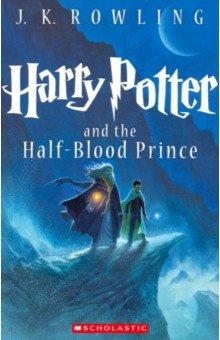 Купить Harry Potter & Half-Blood Prince (Book 6), Scholastic Inc., Художественная литература для детей на англ.яз.