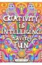 Creativity Is Intelligence Having Fun. POP! Chart аксессуар think tank lens changer 75 pop down v3 0