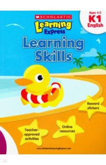Learning Express K1. Learning Skills.