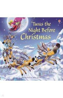 Купить 'Twas the Night before Christmas, Usborne, Художественная литература для детей на англ.яз.