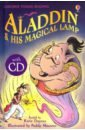 Aladdin & His Magical Lamp (+CD) цена