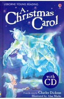 Купить Christmas Carol (+CD), Usborne, Художественная литература для детей на англ.яз.