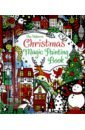цена на Watt Fiona Christmas Magic Painting Book