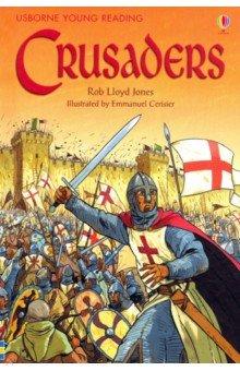 Купить Crusaders, Usborne, Художественная литература для детей на англ.яз.