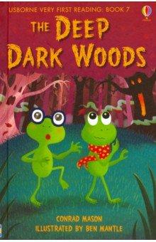 Купить The Deep, Dark Woods, Usborne, Художественная литература для детей на англ.яз.