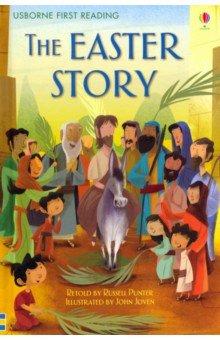 Купить Easter Story, Usborne, Художественная литература для детей на англ.яз.